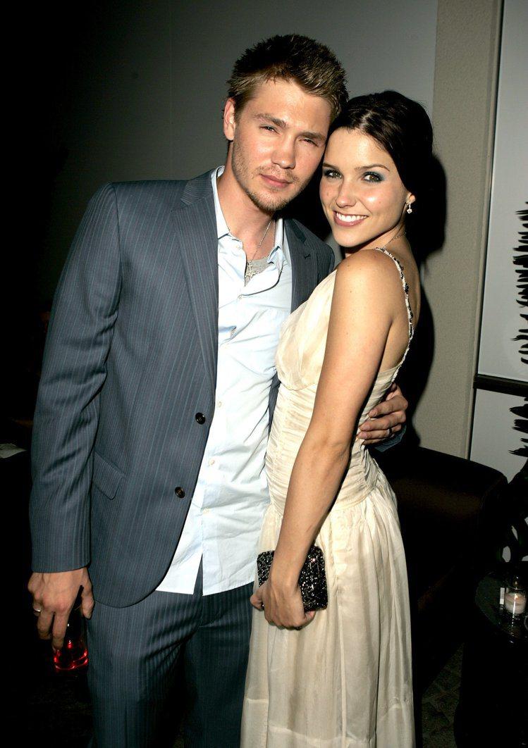查德麥可莫瑞在2005年曾與因戲結緣的女星蘇菲亞布希結婚,但婚姻只維持了一年。圖...