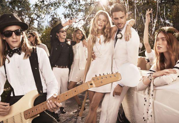 Tommy Hilfiger 2015 春夏推出一支名為「I do」的廣告,讓模...