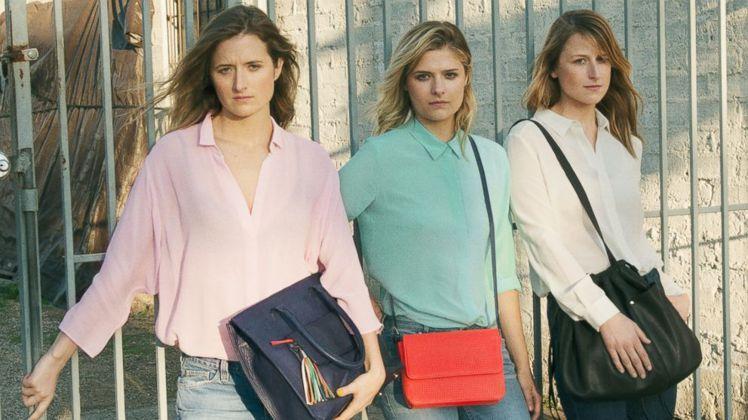 梅莉絲史翠普的三個女兒葛蕾絲(Grace)、露易莎(Louisa)、麥咪(Mam...