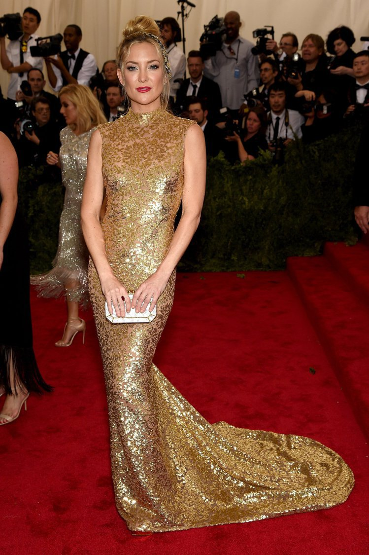 Kate Hudson穿Michael Kors。圖/Michael Kors提...