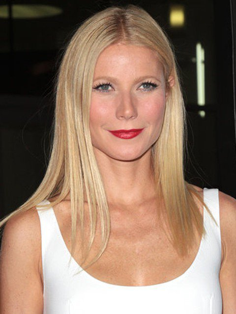 葛妮絲派特蘿Gwyneth Paltrow在2014年和克里斯馬汀Chris M...