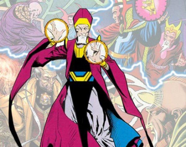 在原著漫畫中,「Ancient One」的角色是位留著白鬍子的老爺爺,擁有「雌雄...