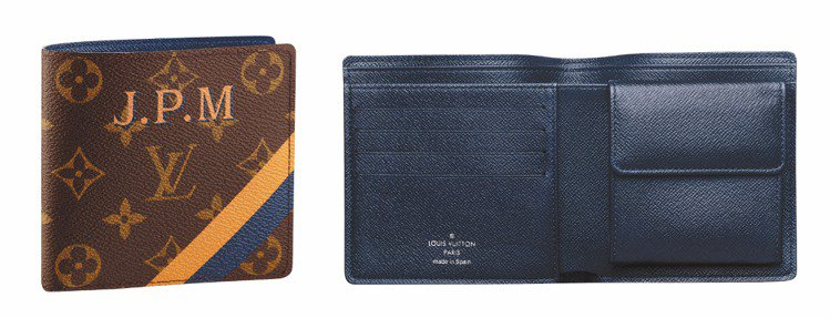 LV Mon Monogram Marco Wallet,27,000元。圖/L...