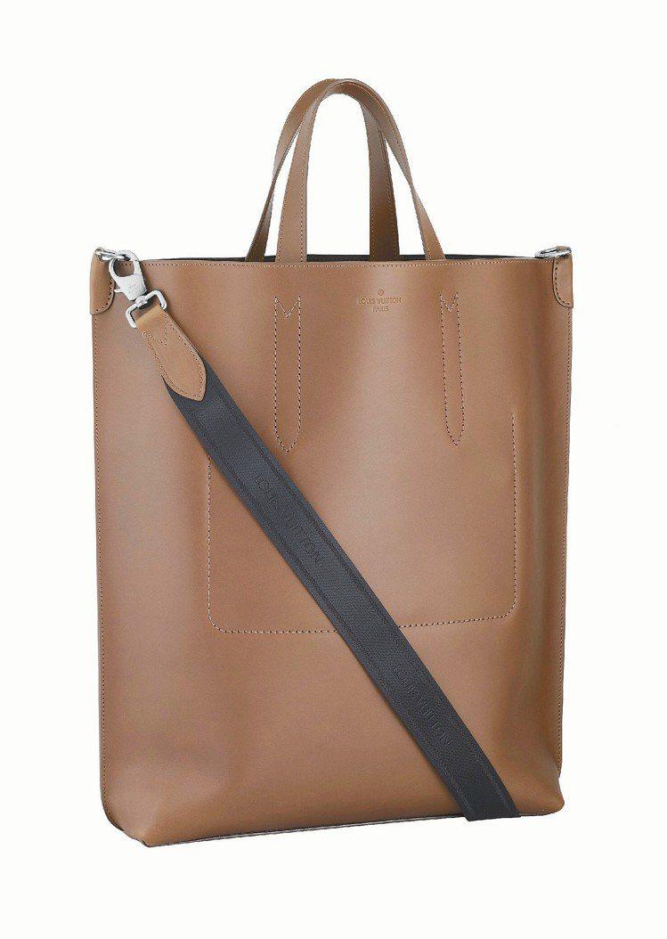 LV Nomade系列Cabas連肩手提袋,價格店洽。圖/LV提供