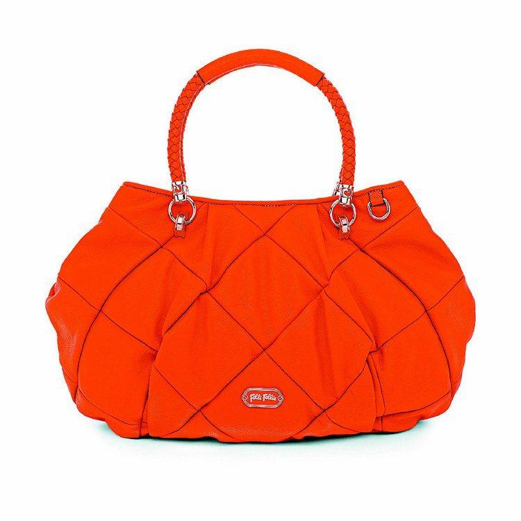 Folli Follie春夏新品 K Vintage系列手提包,12,390元。...