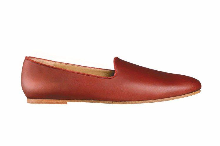 Moccasin休閒鞋,22,900元。圖/HERMES提供