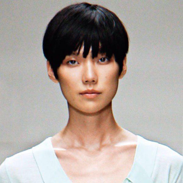 日本超模Tao Okamoto。圖/she.com Taiwan提供