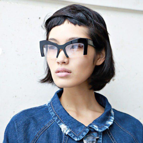 日本超模Chiharu Okunugi 。圖/she.com Taiwan提供