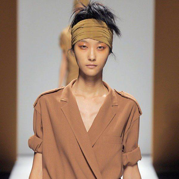 韓國超模Ji Hye Park 朴智慧 。圖/she.com Taiwan提供