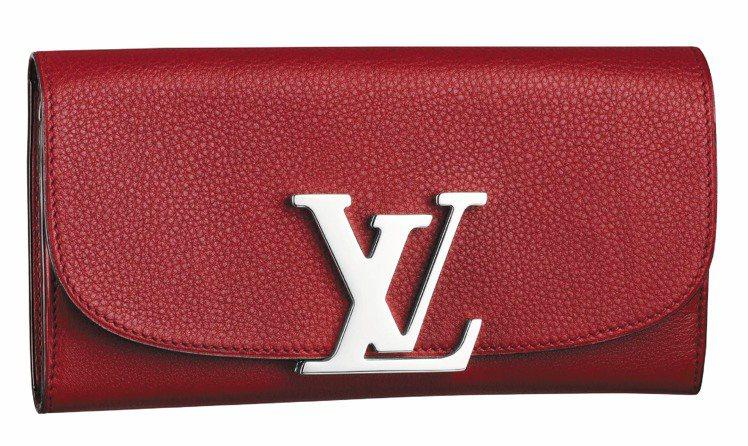 LV Parnassea PF. Vivienne手拿包、65,000元。圖/L...