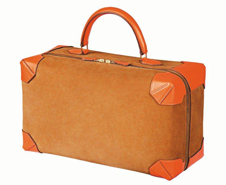 MAXIBOX小牛皮手提袋,32萬3,800元。圖/HERMES提供