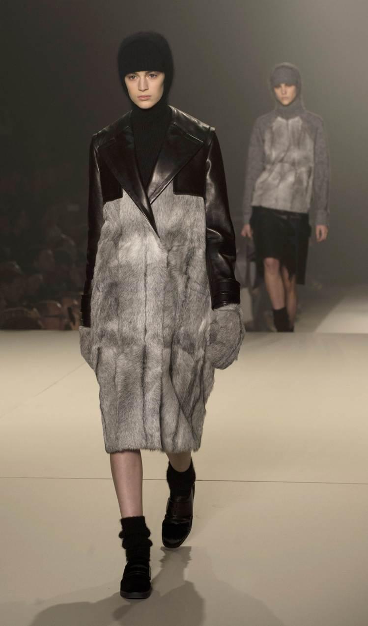 王大仁(Alexander Wang)擅長以運動風詮釋奢華時尚。圖/法新社