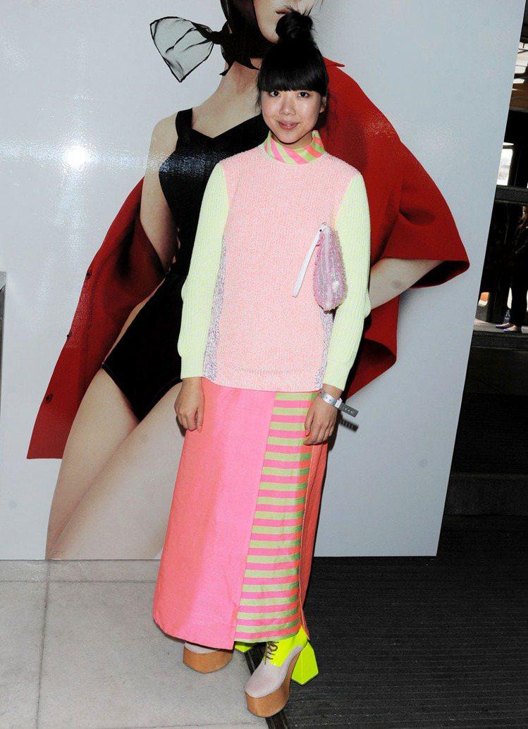 對Susie Bubble 而言,最佳的設計師就是自己,她不迷戀任何特定的品牌或...