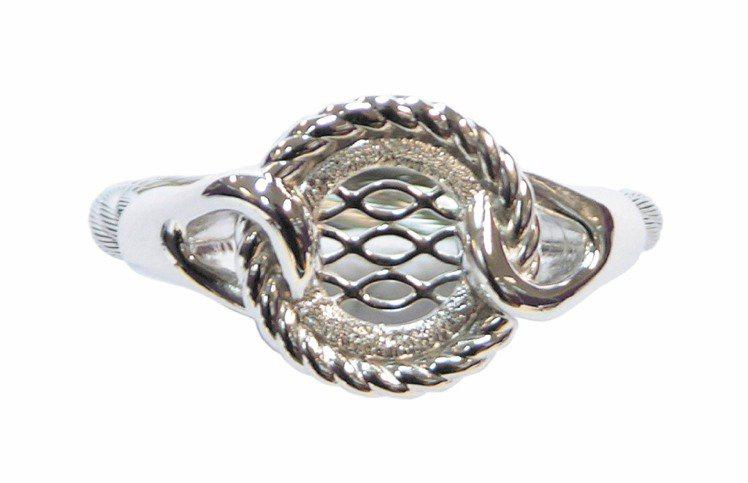 BEL系列戒指,11,100元。圖/夏利豪提供