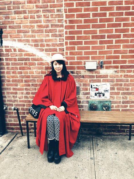 琳達:「我喜歡紐約,就是因為她什麼樣子都有!」圖/三采文化