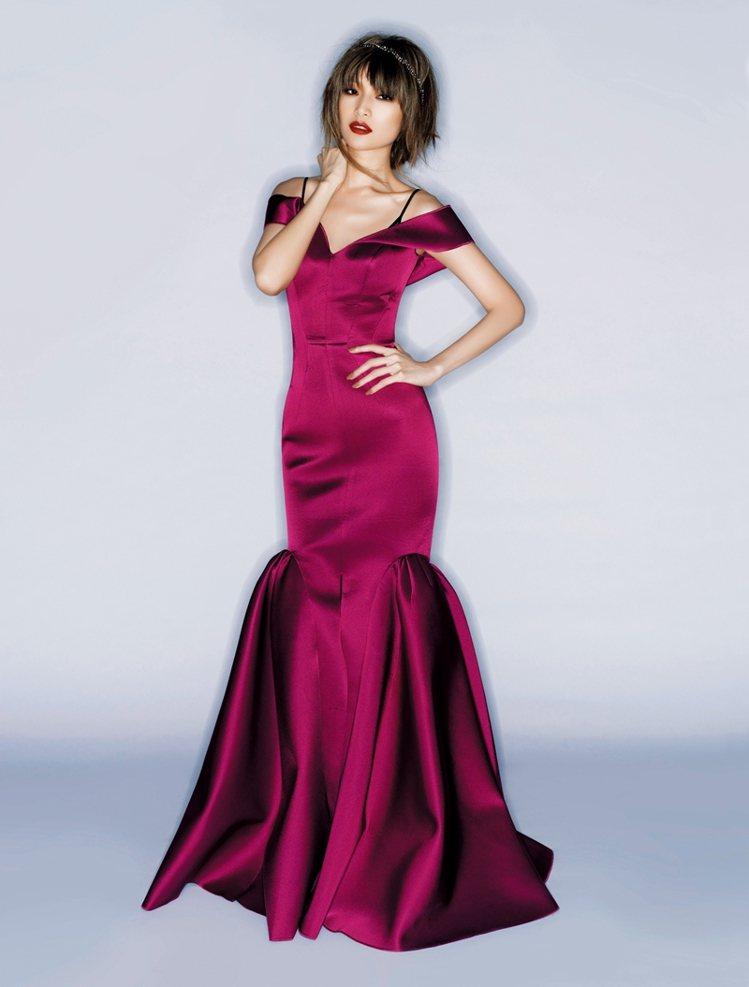 陳怡去年正式接下母親高秋鴻一手打造的「CLUB DESIGNER」時尚帝國。圖/...