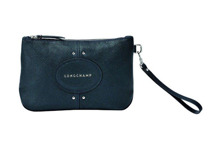 Longchamp Quadri小尺寸包款也能在派對上展現流行品味。圖/Long...