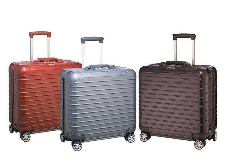 RIMOWA Salsa Deluxe豪華系列行李箱,15,600元起。圖/RI...