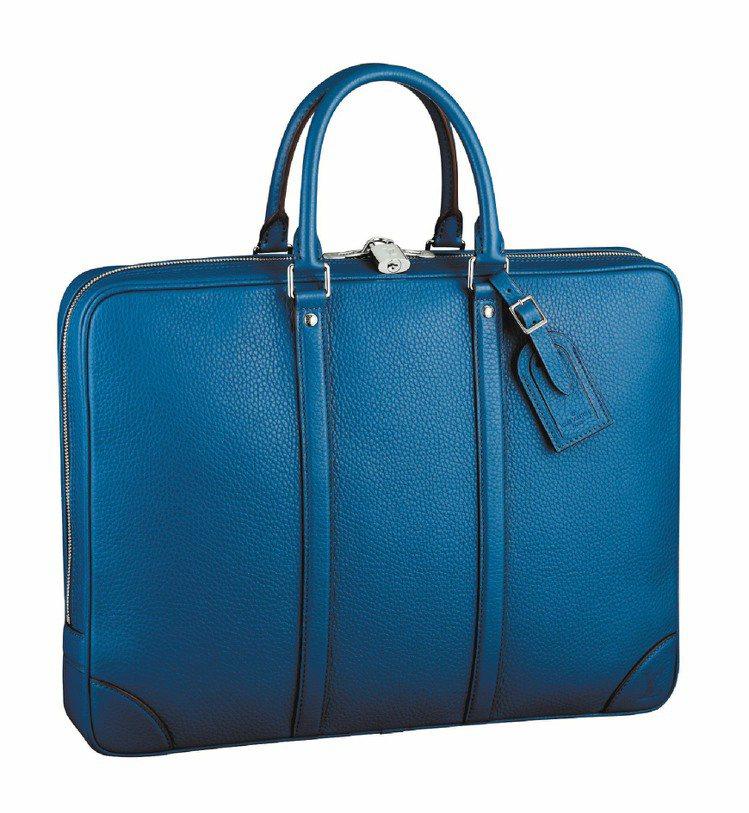 LV Taurillon系列Porte Documents Voyage手袋。圖...