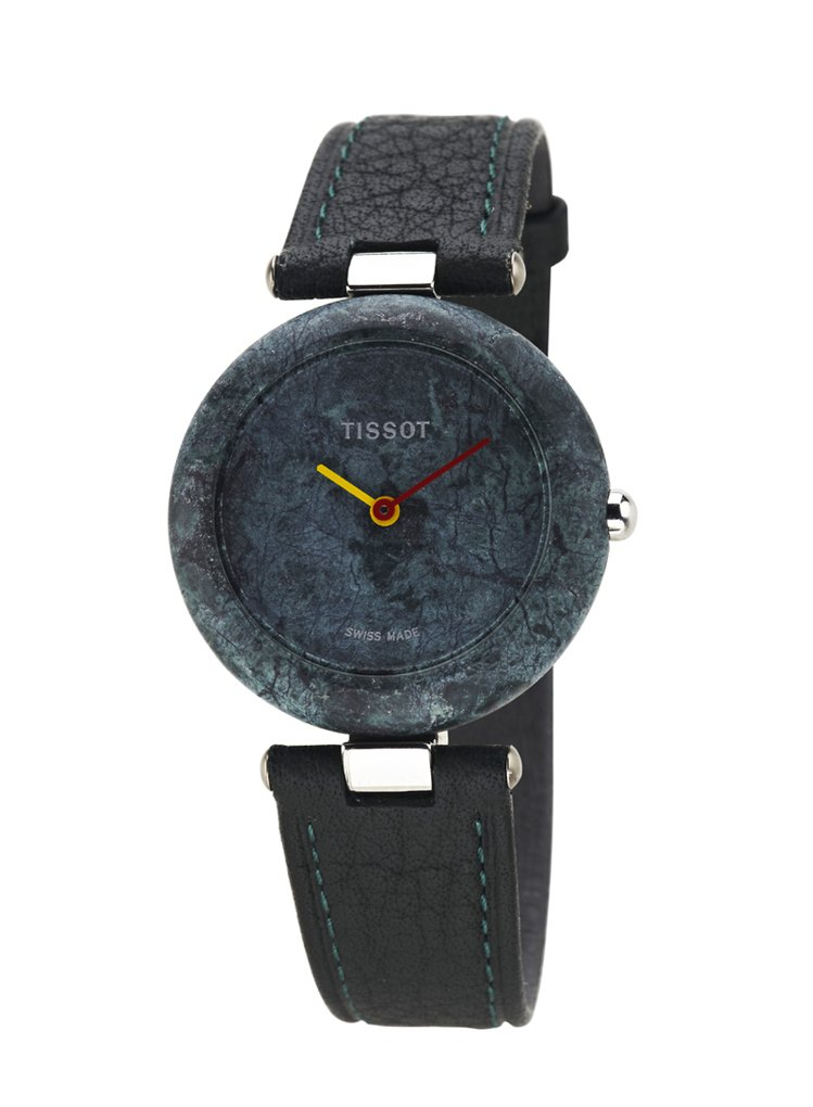 1985年RockWatch岩石腕表。圖/天梭表提供