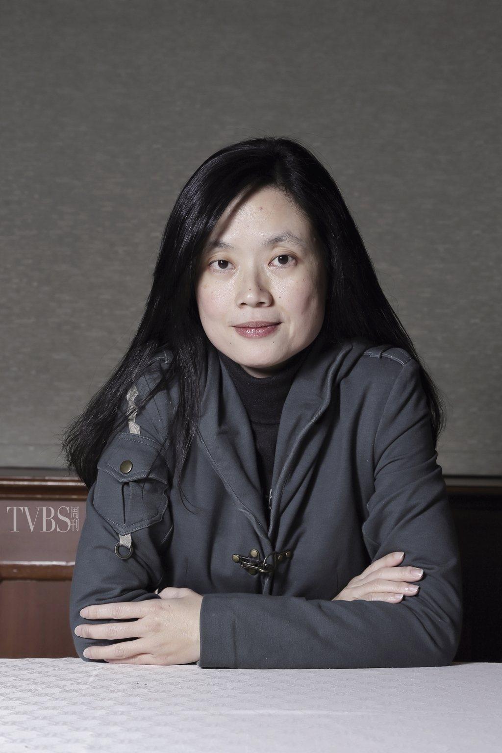 導演鄭芬芬。圖/TVBS周刊