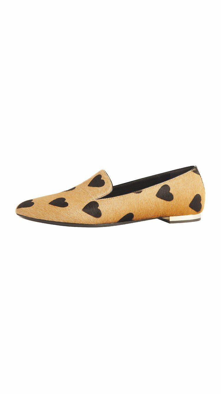 愛心鞋,22,000元。圖/BURBERRY提供