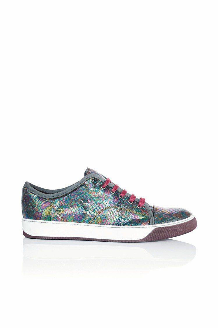 LANVIN閃亮球鞋,34,800元。圖/LANVIN提供