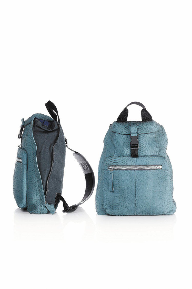 LANVIN運動背包,100,600元。圖/LANVIN提供