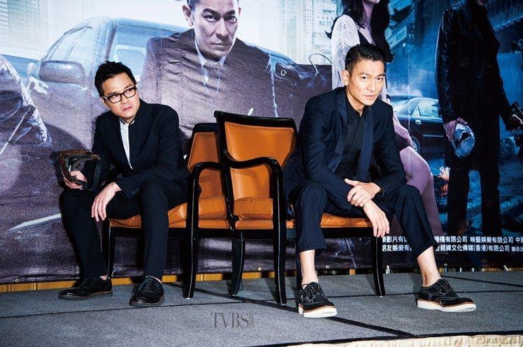 劉德華不介意做一輩子偶像。圖/TVBS周刊