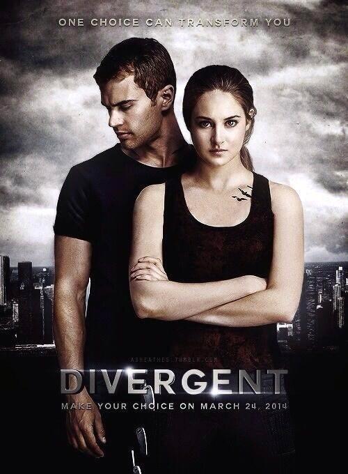 《分歧者 Divergent》改編自薇諾妮卡羅斯的作品,由童星出身的雪琳伍德莉(...