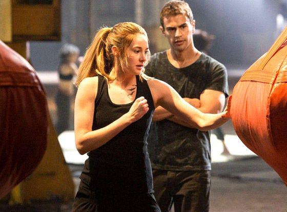《分歧者 Divergent》中高難度動作戲多,雪琳伍德莉苦練功,有望繼珍妮佛勞...