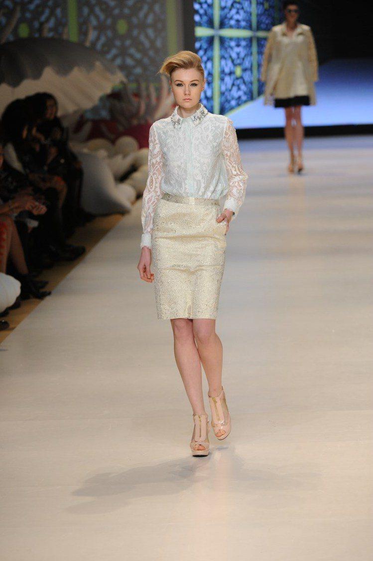 香港知名品牌 MOISELLE 2014 春夏系列將時尚與旅行行裝做結合,打造出...