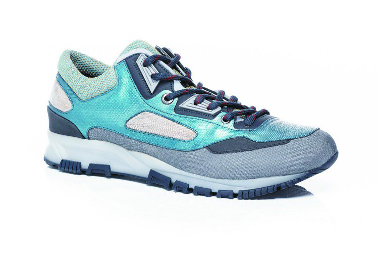 LANVIN休閒慢跑男鞋,29,500元。圖/LANVIN提供非報系