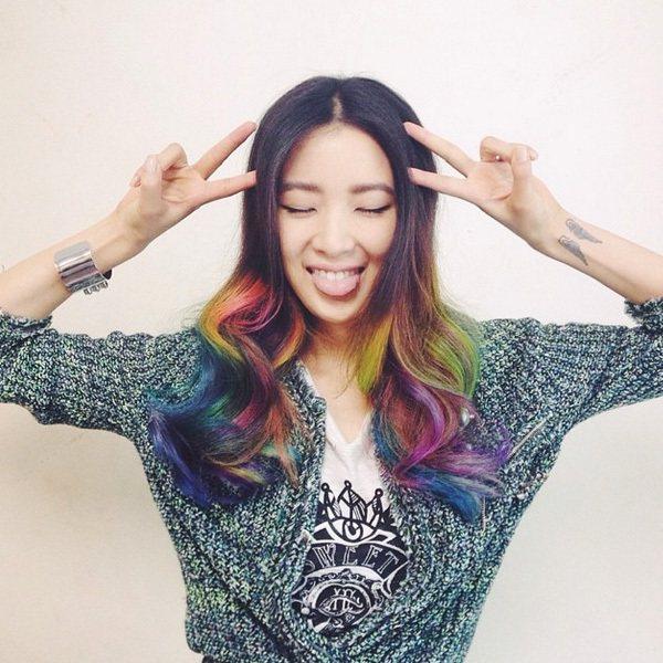 Irene Kim:「頭髮就已經是我的第二層皮膚了,我在韓國的朋友都已經很習慣我...