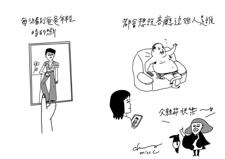 馬來貘Cherng筆觸幽默風趣,擁有廣大粉絲。也曾為udn STYLE畫過時尚專...