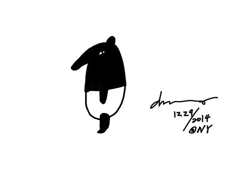 曾捧紅黑白相間的插畫作品「馬來貘」的默默文創,驚傳因和插畫家對簿公堂,導致經濟出...