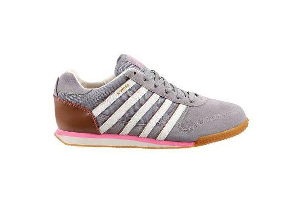 K-SWISS春夏鞋款吹美式復古學院風。圖/K-SWISS提供