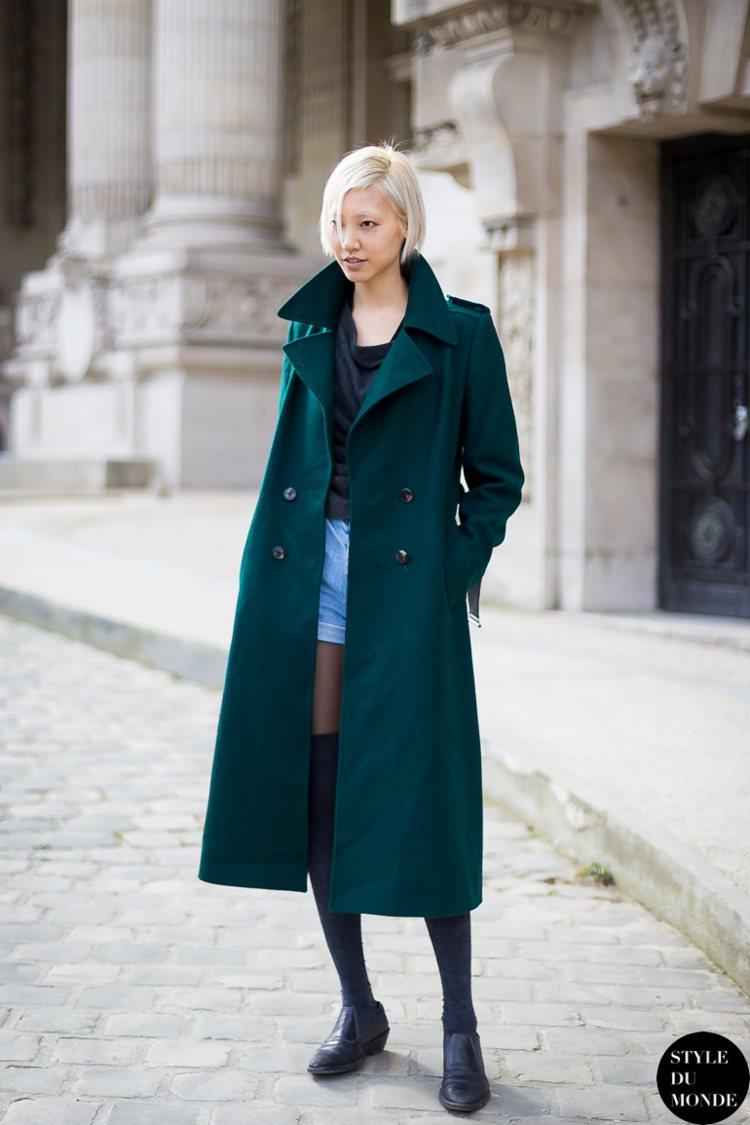 朴秀珠絕佳的私服搭配品味可說是幫了自己的事業不少,要說她是從街頭紅回伸展台的,可...