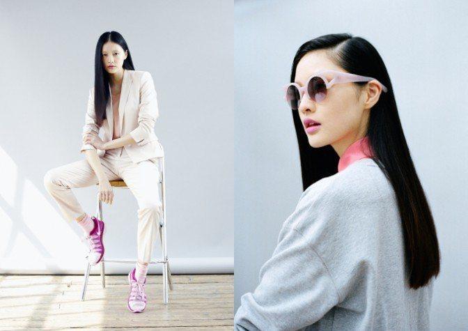 李詠華入鏡Because Magazine2014年10月號。圖/擷自us.li...