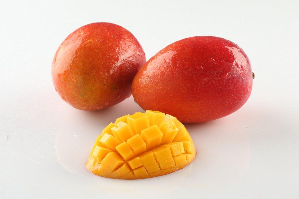 芒果。 攝影/蘇士堯