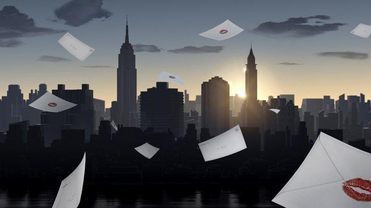 Burberry Kisses - Skyline (New York)。圖/B...