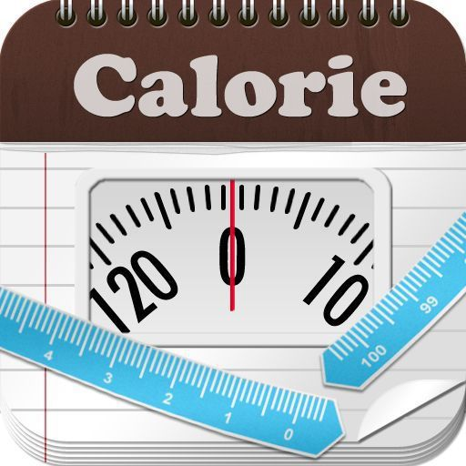 使用《健康卡路里 Calorie Counter》隨時記錄食物所對應的熱量,你可...