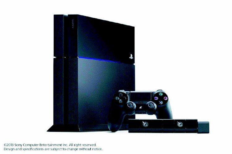 PS4含DUALSHOCK 4無線控制器、HDMI線、耳機、USB線、電源線,單...