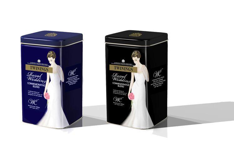 限量唐寧皇室婚禮紀念茶,以白紗為靈感的珍貴白茶,搭配新娘捧花的粉紅玫瑰花瓣,再添...