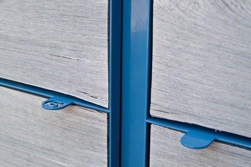 紙木材設計櫃細部。圖/Wow!La Vie提供