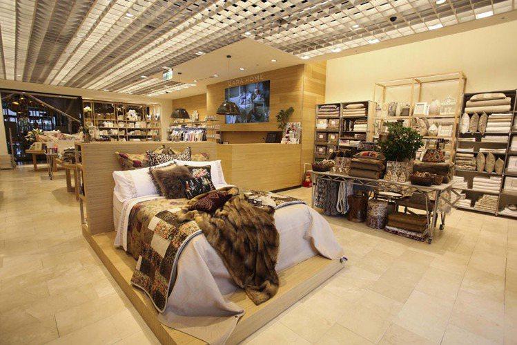 ZARA HOME登台,進駐信義商圈ATT4FUN的1樓與B1,超過160坪的店...