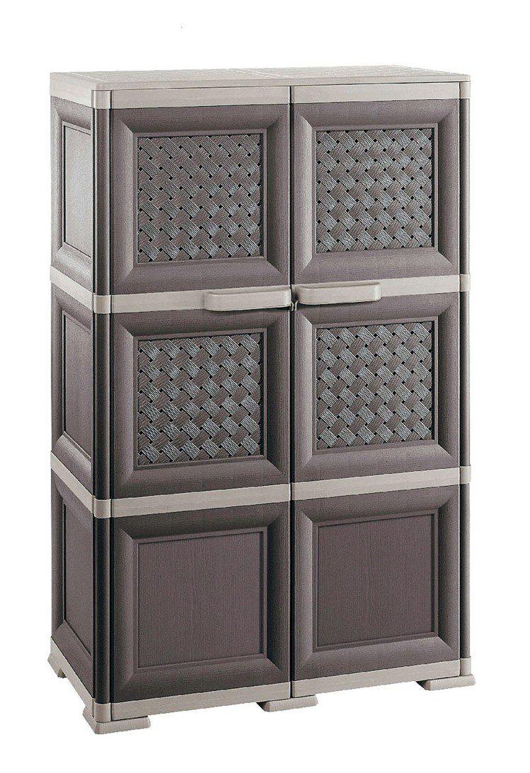 義特里尼三層櫃 定價:8999元。圖/樂扣樂扣提供