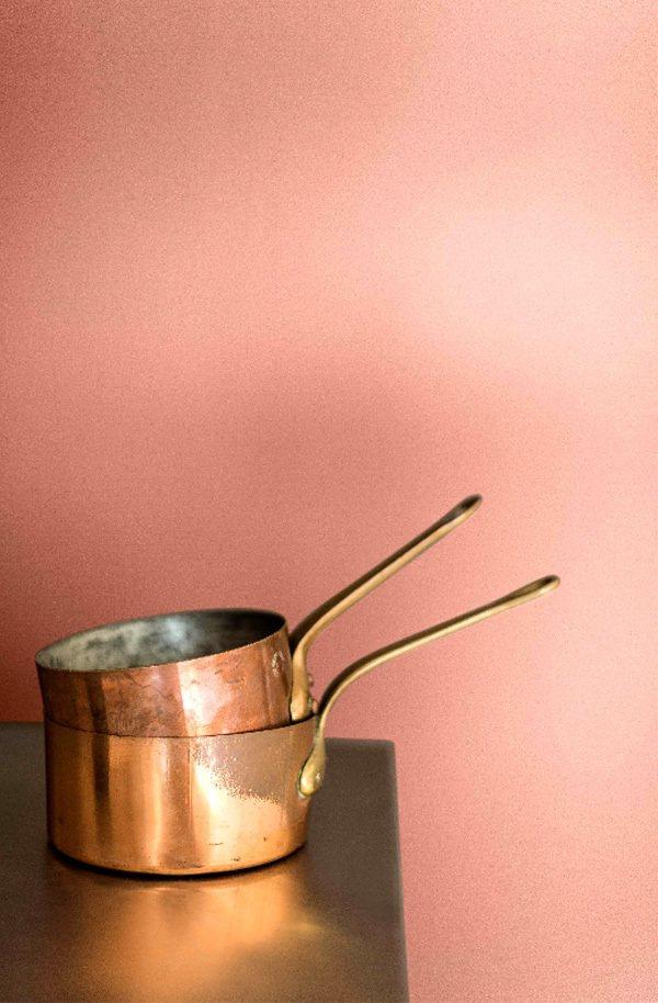 明年居家流行主色「暖銅橙」,也呼應著復古、溫暖與實用。圖/Dulux得利塗料提供
