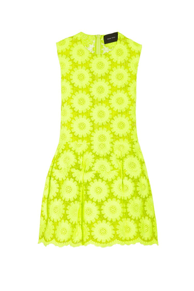 Simone Rochas洋裝,NT.55580。圖/Club Designer...