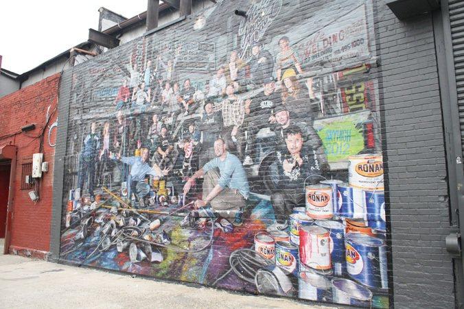 威廉斯堡這個地方是靠近曼哈頓的布魯克林外圍,充滿藝術家、設計師和嬉皮士活力的地方...